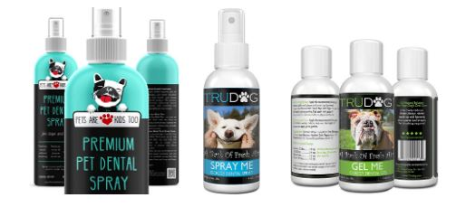 Doggy Dental Spray-Doggy Dental Gel